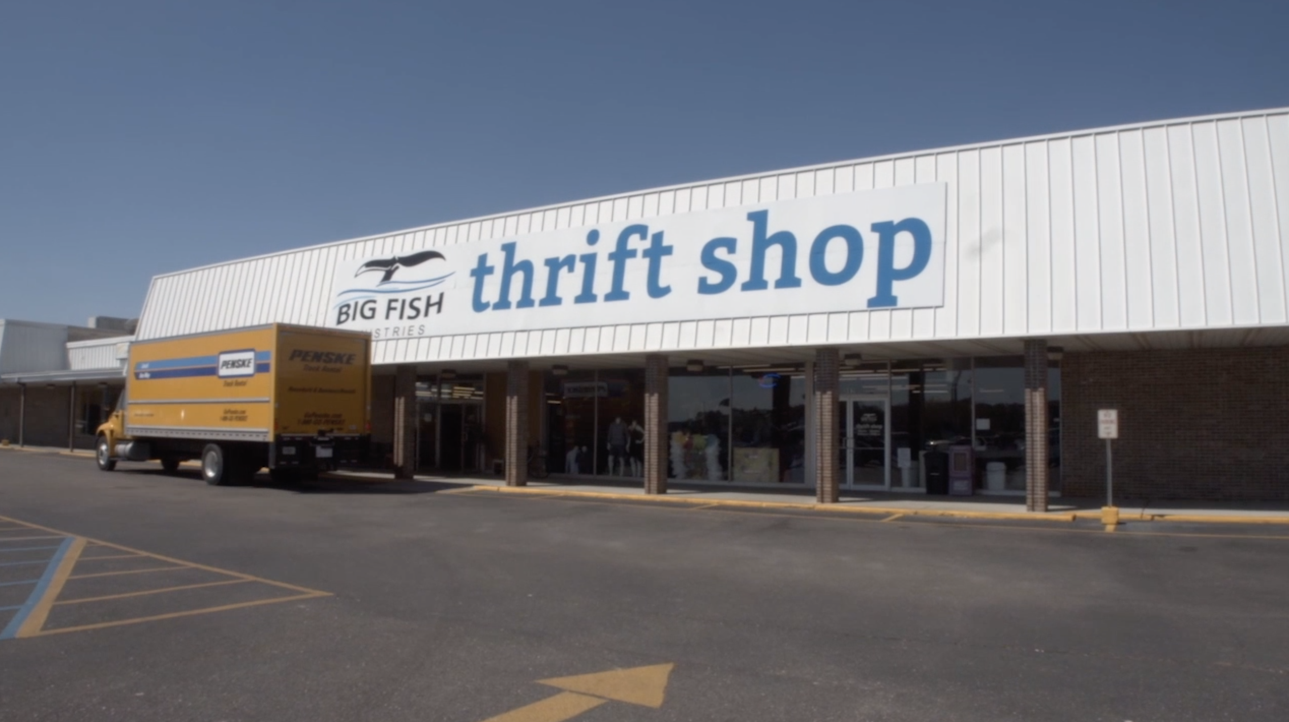 Big Fish Ministries Thrift Shop Facebook Online Marketplace, Thrift Shop Donations & More
