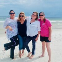 Residents of Big Fish Ministries Women's Program